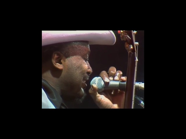 Две легенды. Otis Rush Feat Eric Clapton - All Your Love - Montreux 1986