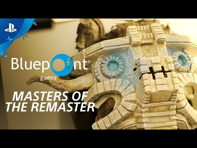 Masters of the Remaster: Inside Bluepoint Games | Shadow of the Colossus for PS4