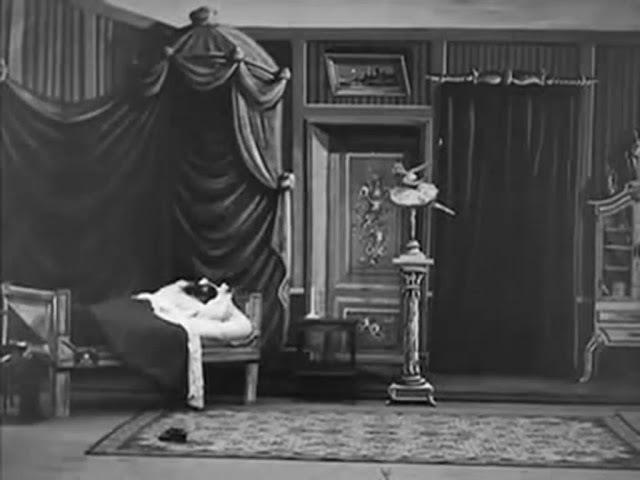 Le rêve du maître de ballet 1903 The Ballet Masters Dream - Silent Short Film - Georges Méliès