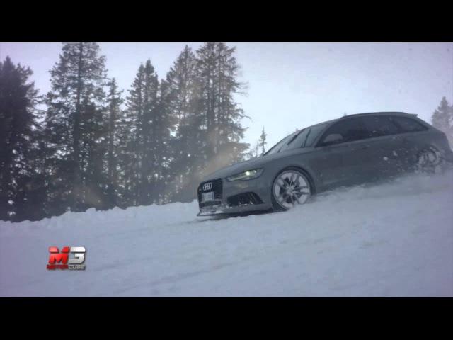 NEW AUDI RS6 AVANT 2015 VAG Kirov