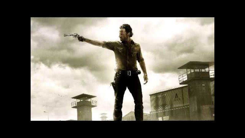 Tom Waits - Hold On (The Walking Dead Season 3 Episode 11)
