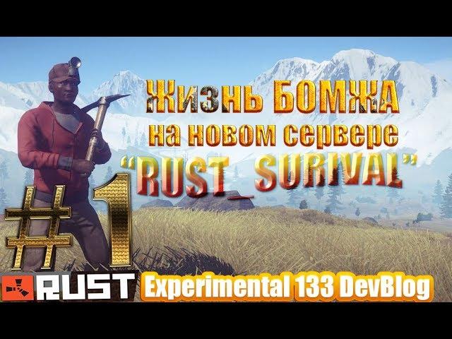 Rust Experimental 133 devblog