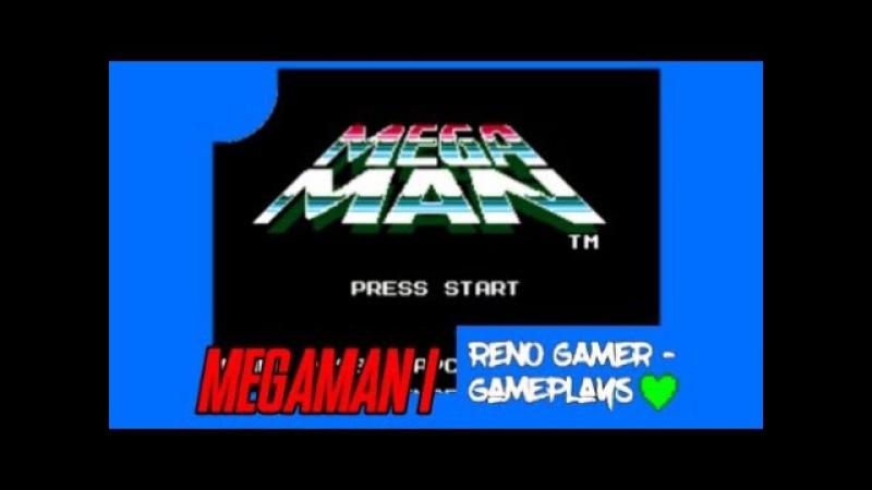 ESPECIAL 200 SUBS! - JOGATINA!: MEGAMAN 1 (NES) Começo de Gameplay, BOMBERMAN MALDITO!