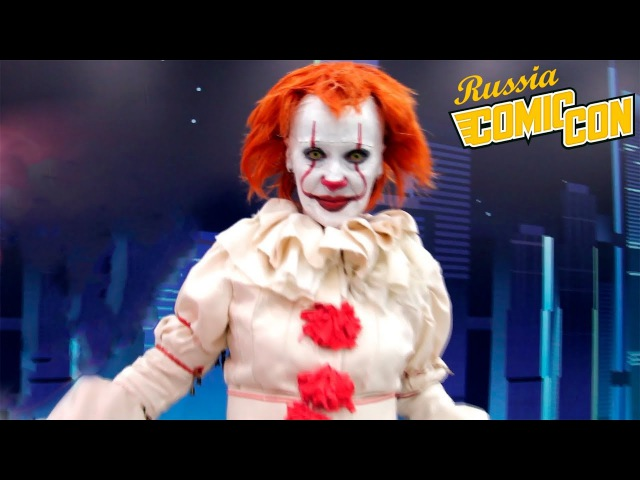 IVideos на Comic Con Russia и ИгроМире 2017