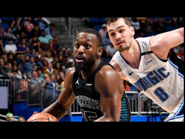 Charlotte Hornets vs Orlando Magic - Full Game Highlights | February 14, 2018 | 2017-18 NBA Season