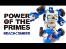 KL變形金剛玩具分享235 至尊神力 傳奇級 巨浪 Power of the Primes Legends class Beachcomber