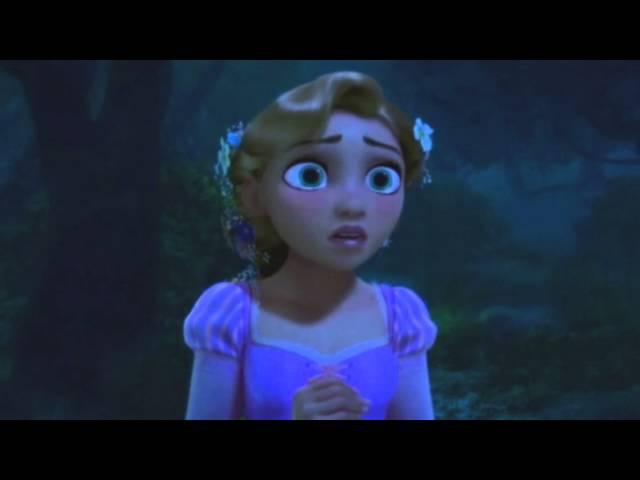 Shattered - Elsa/Rapunzel Disney femslash