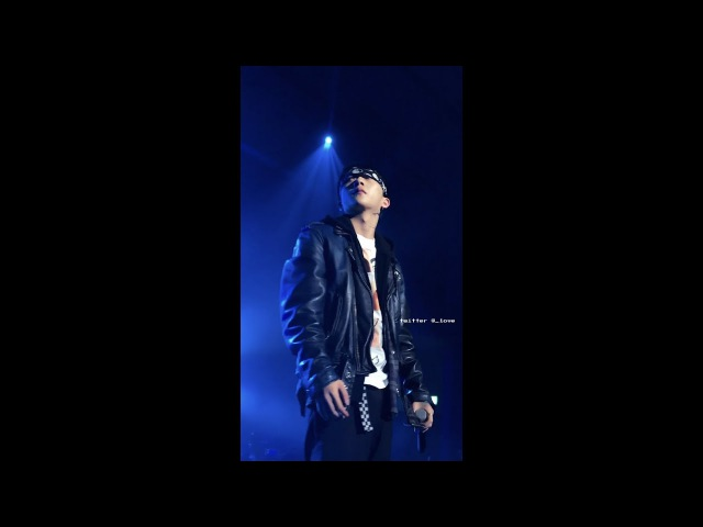 [11.11.2017] Woo Won Jae - Loop (KBS Ulsan Hall Let's Get It Hip-Hop Concert)