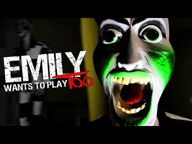 Emily Wants to Play Too | Horror Gameplay | First Look | Steam New Game