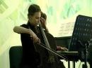 Я.Сибеліус-В.Квасневський Етюд ля мінор для віолончелі та фортепіано