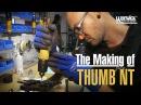 MAKING OF a Warwick Thumb NT - 6-String - Bubinga Pommelé Body 17-3589