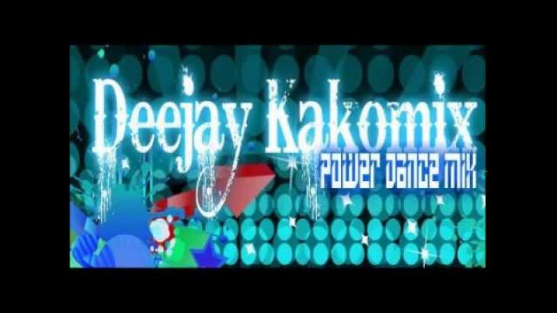 POWER DANCE MIX 235 EURODANCE REBUSCADOS