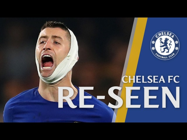 Gary Cahill Stitched Up By Team Doctor in Chelsea Re-seen!
