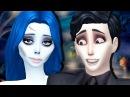 The Sims 4: CAS | Труп Невесты / Corpse Bride (VixiGeek)