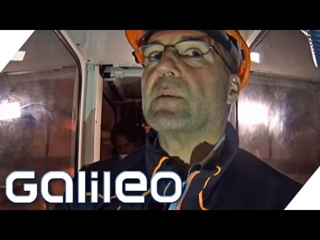 Berlins geheimste U-Bahn | Galileo | ProSieben