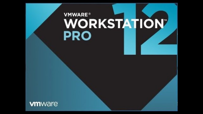 VMware Workstation 12 Pro как установить