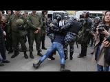 Митинг в Москве. Задержание Мальцева! (12.06.2017)