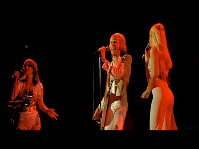 ABBA : He Is Your Brother (HD) Live Australia '77