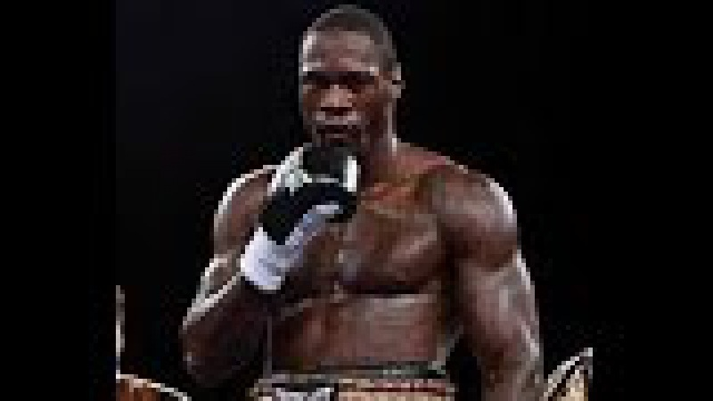 Deontay Wilder The Bronze bomber Motivation