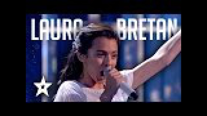 Laura Bretan Auditions Performances America's Got Talent 2016 Finalist