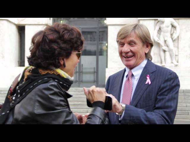 Ilditorosa di Maurizio Cattelan per LILT - Milano (short version)