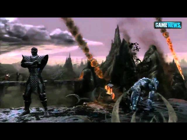 Mortal Kombat : Klassik Noob vs Smoke Trailer