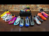 TOP 10 - Cristiano Ronaldo CR7 Football Boots (2003-2018)