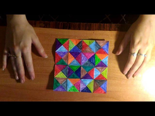 Детская сказка-оригами о крестьянине