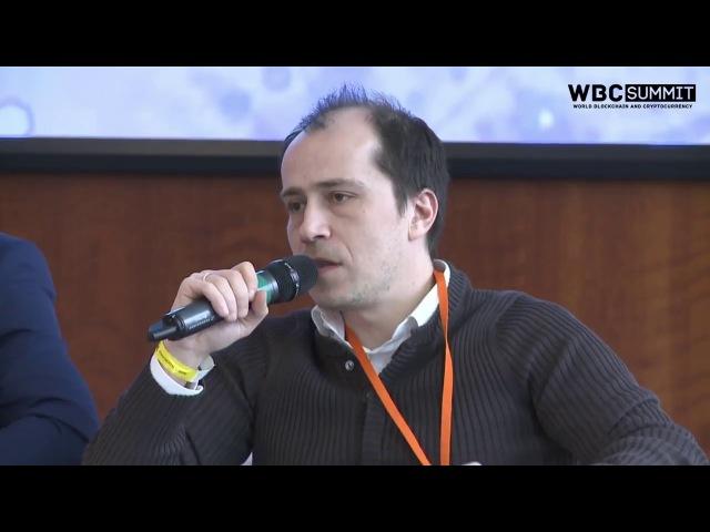 Выступление Павла Врублевского на WBC Summit