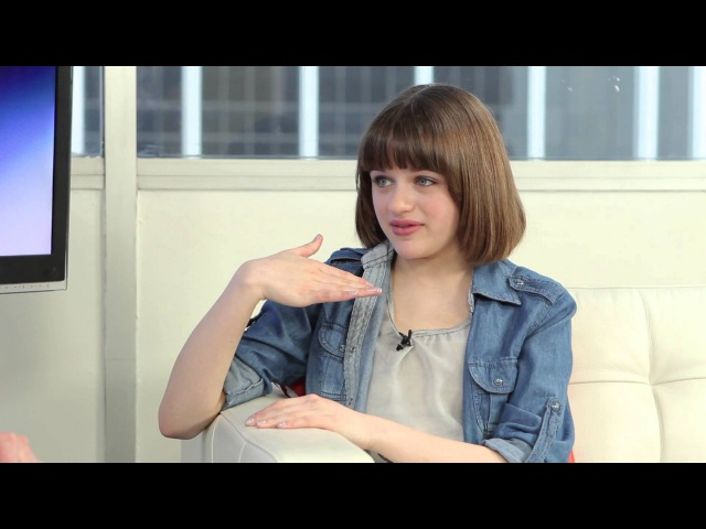 Joey King Talks White House Down, The Dark Knight Rises More!