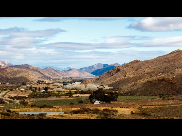 We Live in a Beautiful Country South Africa Karoo