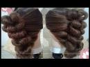 Cómo hacer un peinado recogido con trenza FACILES RAPIDOS Y BONITOS