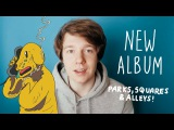 NEW ALBUM by Parks, Squares And Alleys — Cold Blood Magic