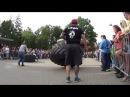 Vladimir Bulgakov VS Alexander Eybog. Tire flip 280 kg 6.5 reps loglift 117