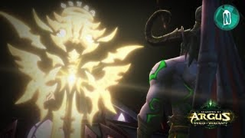 Rejection of the Gift - Cinematic Patch 7.3 Shadows of Argus