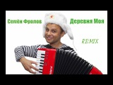 Семён Фролов ДЕРЕВНЯ МОЯ (Remix)