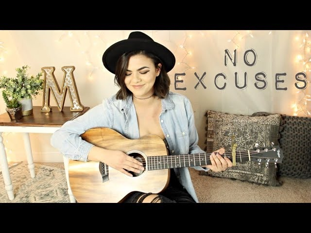 Mackenzie Johnson — No Excuses (Meghan Trainor Cover)