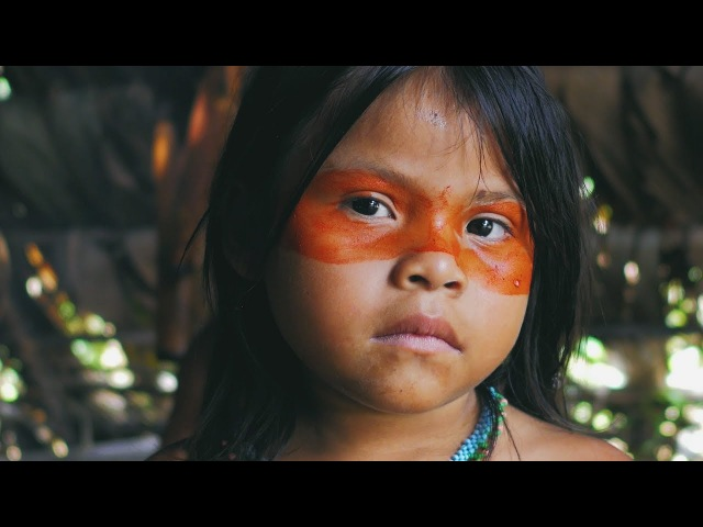 AMAZONAS документальный проект о племенах Амазонии