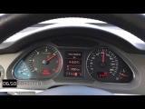 Audi A6 C6 3.0TDI AT Quattro Chip-tuning by PowerLab (Stage1) Acceleration 0-100 (DRT Tuning)