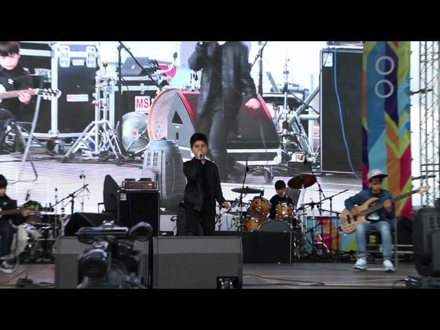 Wild Child - Big Gun (AC\DC) Второй музыкальный фестиваль Волга-Волга