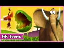 Cartoon | Gazoon - Jaws | Funny Cartoons For Children | HooplaKidz Toons