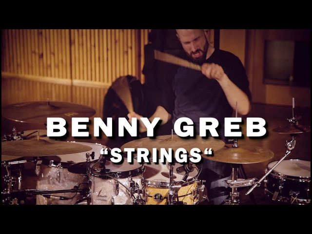 """Meinl Cymbals – Benny Greb """"STRINGS"""""""