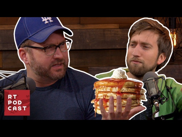 RT Podcast Ep. 479 - Burnie Ups His Pancake Game