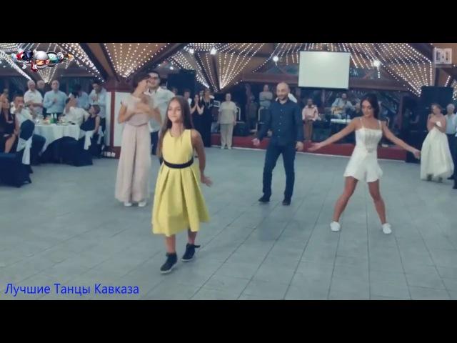 Грузинский национальный танец Пары Очень Красиво танцуют