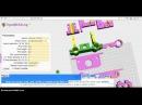 Онлайн конструктор 3d принтера. Часть 2. Ось Z на резьбовой шпильке - Smartcore Customizer 1