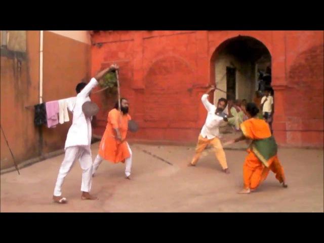 Indian Martial Arts : Yuddh Kala in Kolhapur Maharashtra