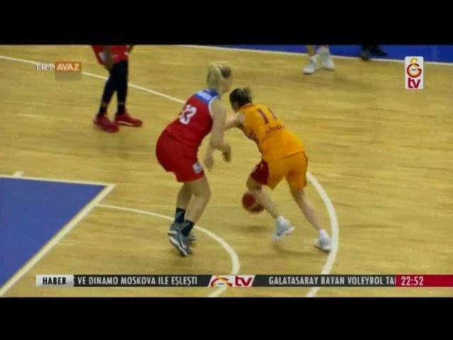 Galatasaray vs Botas KBL 7 Hafta 25 11 2017