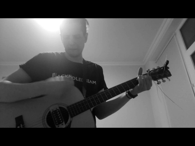 Kings of Leon - Use Somebody [cover by andy ant]