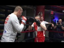 Видео Вах готовится к бою с Миллером