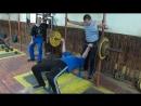 Жим обратным хватом 80 кг А Рубцов